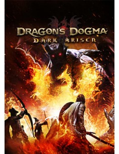 Capcom Dragon's Dogma: Dark Arisen, PC Perus Englanti Capcom 804802 - 1
