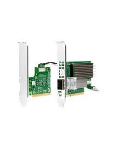 Hewlett Packard Enterprise HPE IB HDR PCIe G3 Aux Card W/long Cbl Internal Ethernet Hp P06154-B23 - 1
