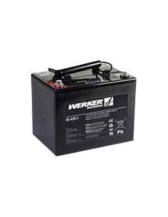 Ergotron SV32 Replacement Battery, 33 Ah 33000 mAh 12 V Ergotron 97-479 - 1