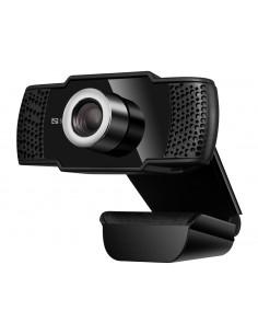 Sandberg 333-97 verkkokamera 640 x 480 pikseliä USB 2.0 Musta Sandberg 333-97 - 1