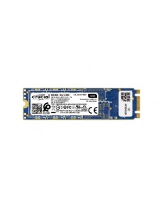 Micron 250gb Mx500 M.2 Type 2280 Int . Micron CT250MX500SSD4T - 1