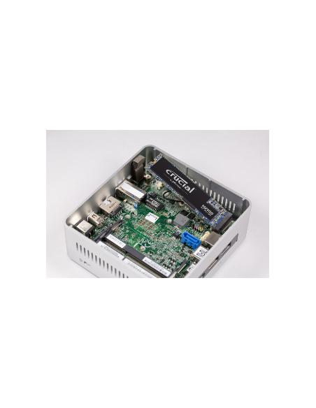 Crucial MX500 M.2 500 GB Serial ATA III QLC 3D NAND Micron CT500MX500SSD4T - 2