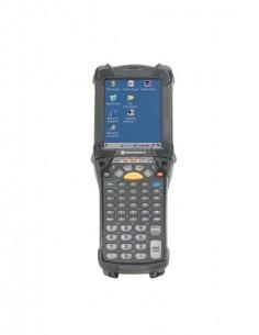 "Zebra MC9200 mobiilitietokone 9.4 cm (3.7"") 640 x 480 pikseliä Kosketusnäyttö 765 g Musta Zebra MC92N0-G30SXAYA5WR - 1"