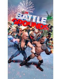 2K WWE Battlegrounds PC Perus Monikielinen 2k Games 861236 - 1