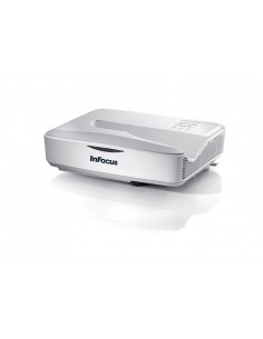 Infocus INL148HDUST data projector Desktop 4000 ANSI lumens DLP 1080p (1920x1080) 3D Grey Infocus INL148HDUST - 1