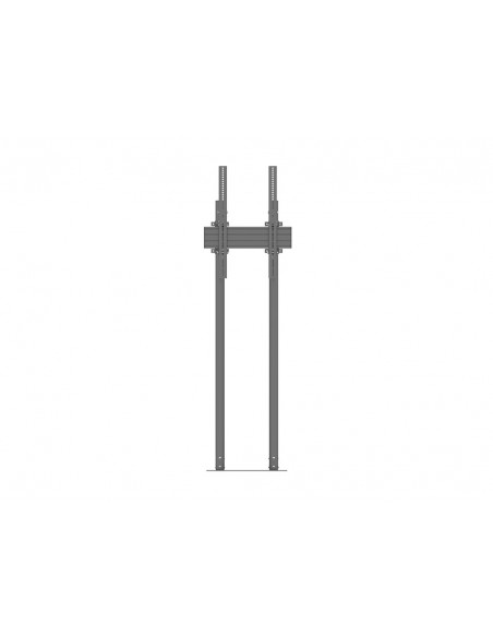 "Multibrackets M Dual Pole Floormount Pro 65""-90"" Multibrackets 7350073738953 - 2"