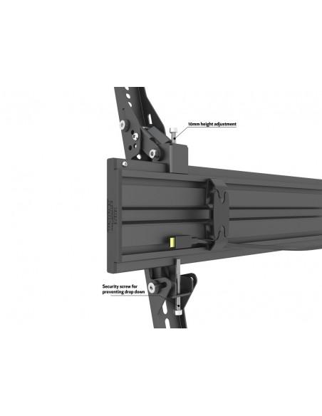 """Multibrackets 8953 kyltin näyttökiinnike 2.29 m (90"""") Musta Multibrackets 7350073738953 - 14"""