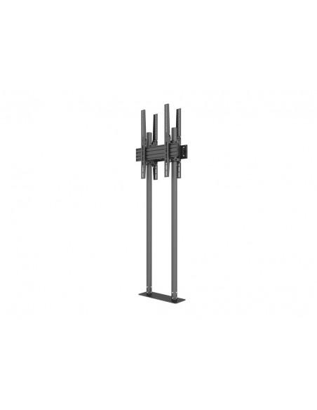 "Multibrackets M Dual Pole Floormount Pro B2B 65""-90"" Multibrackets 7350073738977 - 3"