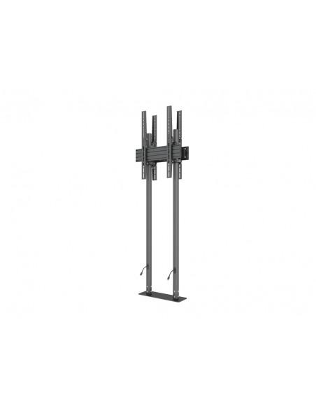 "Multibrackets M Dual Pole Floormount Pro B2B 65""-90"" Multibrackets 7350073738977 - 9"