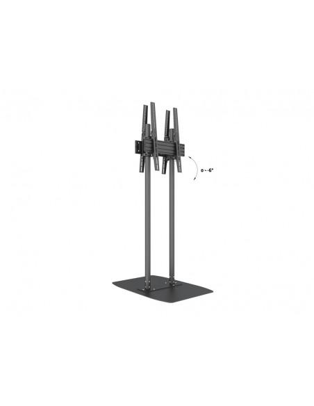 """Multibrackets 8984 kyltin näyttökiinnike 2.29 m (90"""") Musta Multibrackets 7350073738984 - 8"""