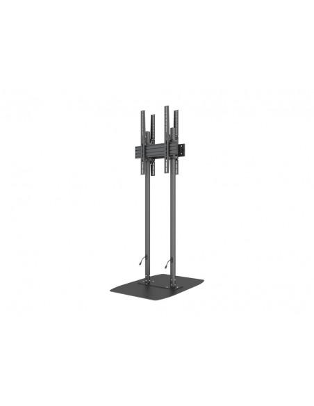 "Multibrackets M Dual Pole Floorbase Pro B2B 65""-90"" Multibrackets 7350073738984 - 9"
