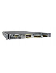 Cisco FPR4110-ASA-K9 laitteistopalomuuri 1U 13000 Mbit/s Cisco FPR4110-ASA-K9 - 1