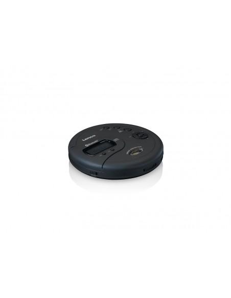 Lenco CD-300 MP3-soitin Musta Lenco CD-300SCHWARZ - 3