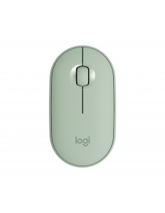 Logitech Pebble M350 hiiri Langaton RF + Bluetooth Optinen 1000 DPI Molempikätinen Logitech 910-005720 - 1