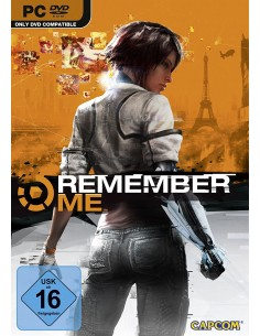 Capcom Remember Me PC Perus Englanti Capcom 762786 - 1
