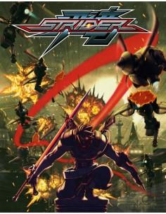 Capcom Act Key/strider Capcom 778702 - 1