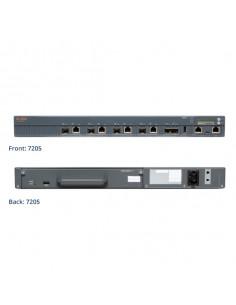 Aruba, a Hewlett Packard Enterprise company 7205 K-12 EDU Bundle, 128 License & Support gateway/controller 10. 100. 1000 Mbit/s