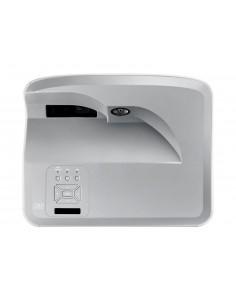 Optoma ZW300USTe dataprojektori Kattoon kiinnitettävä projektori 3500 ANSI lumenia DLP WXGA (1280x800) 3D Valkoinen Optoma E1P1A