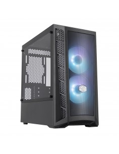 Cooler Master MasterBox MB311L ARGB Mini Tower Musta Cooler Master MCB-B311L-KGNN-S02 - 1
