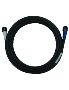 Zyxel LMR-400 Antenna cable 9 m koaksiaalikaapeli Musta Zyxel 91-005-075002G - 1