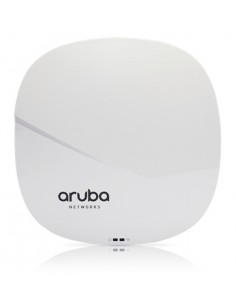 Aruba, a Hewlett Packard Enterprise company AP-324 1750 Mbit/s White Power over Ethernet (PoE) Hp JW185A - 1
