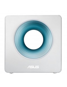 ASUS Blue Cave AC2600 wireless router Gigabit Ethernet Dual-band (2.4 GHz / 5 GHz) Silver Asus 90IG03W1-BU9000 - 1