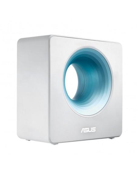 ASUS Blue Cave AC2600 langaton reititin Gigabitti Ethernet Kaksitaajuus (2,4 GHz/5 GHz) Hopea Asus 90IG03W1-BU9000 - 3