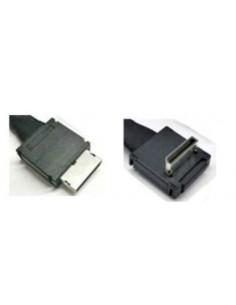Intel AXXCBL470CVCR cable gender changer OCuLink SFF-8611 Svart Intel AXXCBL470CVCR - 1