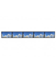 "HI-ND Videorow conference room landscape 2x65 Grey 165.1 cm (65"") Harmaa Hi Nd VR6500-0201 - 1"