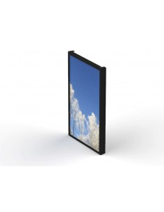 "HI-ND Wall casing Portrai t 32 Universal Black 81.3 cm (32"") Musta Hi Nd WC3200-5001-02 - 1"