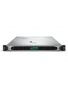 Hewlett Packard Enterprise ProLiant DL360 Gen10 palvelin 56 TB 2.1 GHz 16 GB Teline ( 1U ) Intel® Xeon Silver 500 W DDR4-SDRAM H