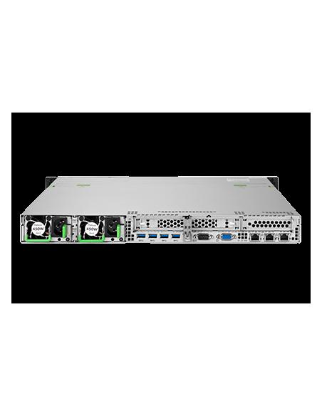 Fujitsu PRIMERGY RX1330 M3 palvelin 3 GHz 8 GB Teline ( 1U ) Intel® Xeon® E3 v6 450 W DDR4-SDRAM Fts VFY:R1333SC080IN - 2