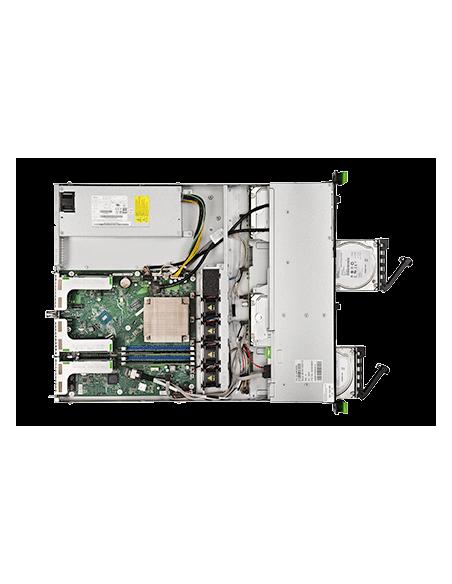 Fujitsu PRIMERGY RX1330 M3 palvelin 3 GHz 8 GB Teline ( 1U ) Intel® Xeon® E3 v6 450 W DDR4-SDRAM Fts VFY:R1333SC080IN - 3