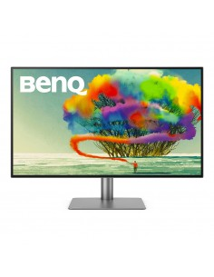 """Benq PD3220U 80 cm (31.5"""") 3840 x 2160 pikseliä 4K Ultra HD LED Musta Benq 9H.LH7LA.TBE - 1"""