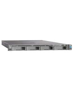 Cisco UCS C220 M4 palvelin 2.4 GHz Intel® Xeon® E5 v4 Cisco UCS-SPR-C220M4-BA1 - 1
