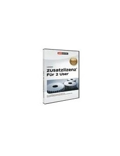 Lexware 09056-2013 ohjelmistolisenssi/-päivitys 2 lisenssi(t) Elektroninen ohjelmistolataus (ESD) Saksa Lexware 09056-2013 - 1