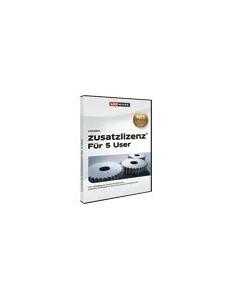 Lexware 09199-2014 ohjelmistolisenssi/-päivitys 5 lisenssi(t) Elektroninen ohjelmistolataus (ESD) Saksa Lexware 09199-2014 - 1
