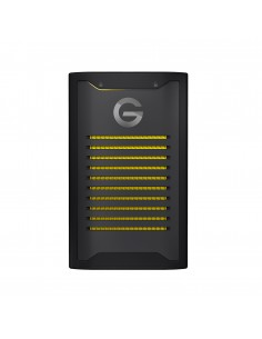 G-Technology ArmorLock 2000 GB Musta, Keltainen G-technology 0G10484-1 - 1