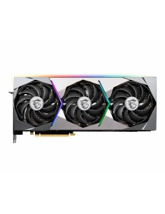 MSI GeForce RTX 3090 SUPRIM X 24G NVIDIA 24 GB GDDR6X Msi V388-010R - 1