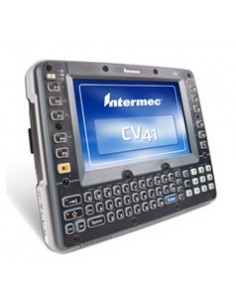 "Intermec CV41 RFID-handdatorer 20.3 cm (8"") 800 x 480 pixlar Pekskärm 2.1 kg Svart Intermec CV41ACA3A2AET01A - 1"