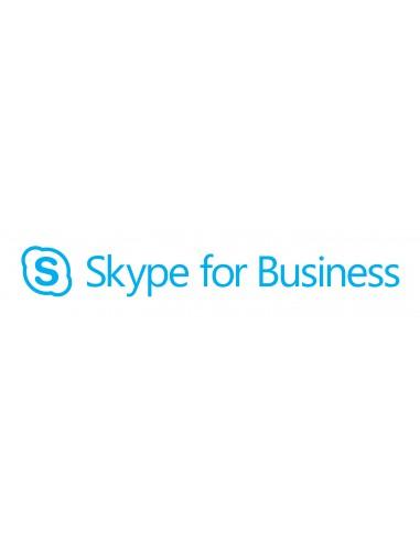 Microsoft Skype For Business Server Plus CAL 2019 1 lisenssi(t) Hollanti Microsoft YEG-01671 - 1