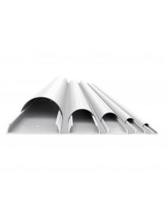 Multibrackets 1202 kabelskydd Sladdhantering Vit Multibrackets 7350022731202 - 1