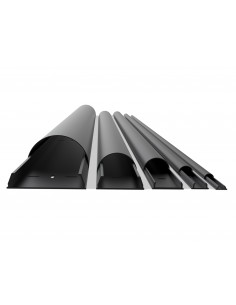 Multibrackets 1257 kabelskydd Sladdhantering Svart Multibrackets 7350022731257 - 1