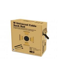 Multibrackets 2452 kabelsamlare Kabelstrumpa Svart 1 styck Multibrackets 7350022732452 - 1