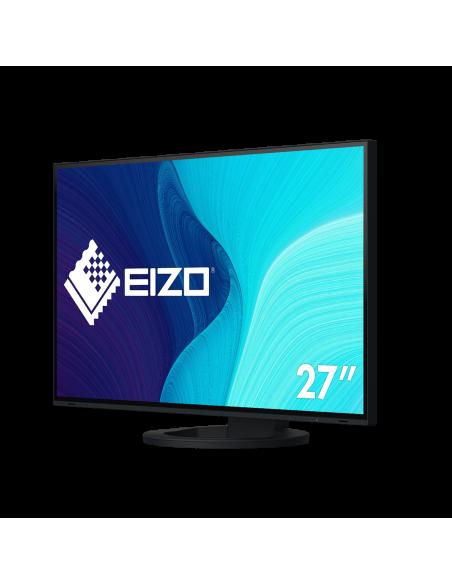 "EIZO FlexScan EV2795-BK tietokoneen litteä näyttö 68.6 cm (27"") 2560 x 1440 pikseliä Quad HD LED Musta Eizo EV2795-BK - 2"