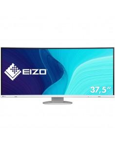 "EIZO FlexScan EV3895-WT LED display 95.2 cm (37.5"") 3840 x 1600 pixlar UltraWide Quad HD+ Vit Eizo EV3895-WT - 1"