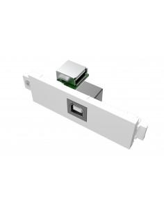 Vision TC3 USBB pistorasia USB Valkoinen Vision TC3 USBB - 1
