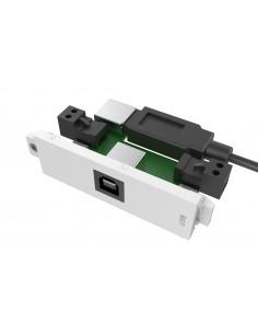 Vision TC3 USBB+ pistorasia USB Valkoinen Vision TC3 USBB+ - 1