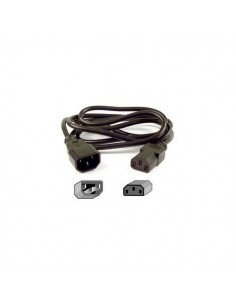 Eaton 1010081 strömkablar Svart 1.7 m C14 coupler Strömkontakt typ F Eaton 1010081 - 1