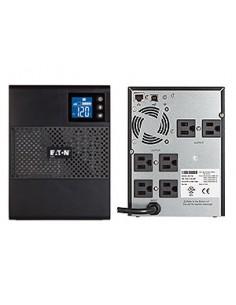 Eaton 5SC750 UPS-virtalähde 750 VA 525 W 6 AC-pistorasia(a) Eaton 5SC750 - 1